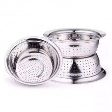 3 strainer set size 26 * 28 * 30 without handle