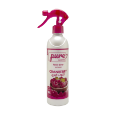 Air freshener and deodorant with plasma feature feature the scent of raspberry , 460 ml